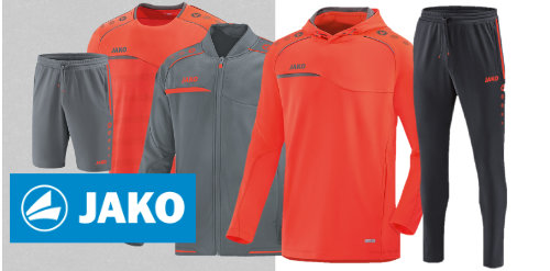 Nike Trainingsanzug OrangeSchwarz in 85748 Garching bei